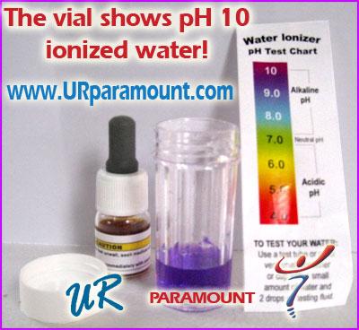 pH Water Test Kit